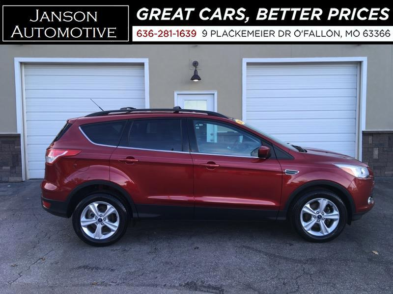 2013 Ford Escape SE ECOBOOST 32MPG! ALLOYS BLUETOOTH LOADED! MUST S