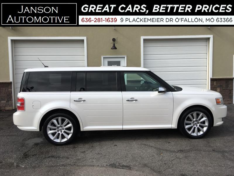 2012 Ford Flex LIMITED 3RD ROW NEW TIRES MOONROOF CAPT CHAIRS ALL