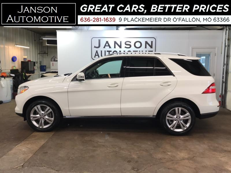2013 Mercedes-Benz M-Class 350 4MATIC MOONROOF NAVIGATION PREMIUM WHEELS LOAD