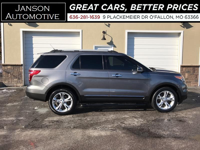 2014 Ford Explorer LIMITED V6 4X4 3RD ROW LEATHER 20