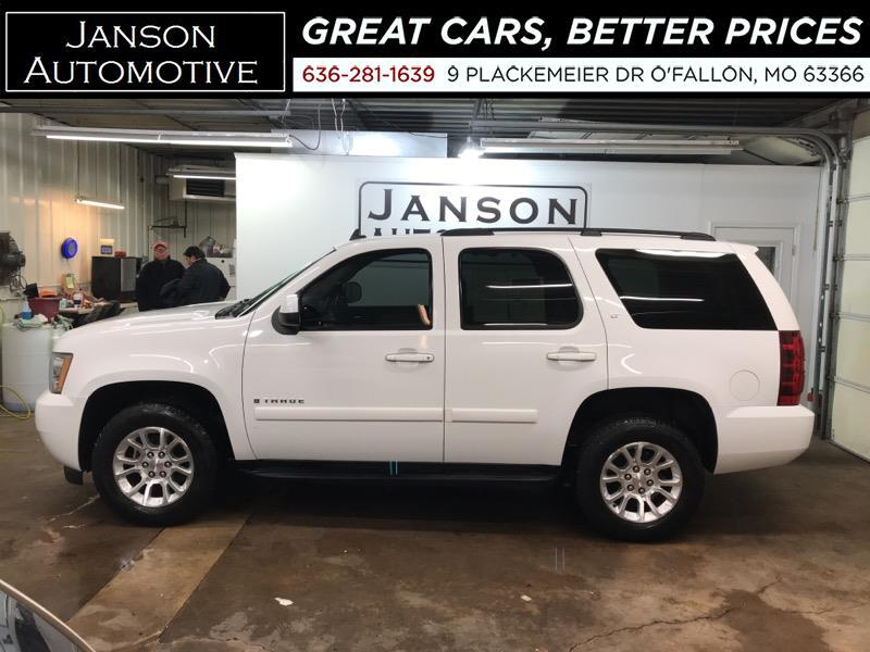 2007 Chevrolet Tahoe 1500 LT 4X4 MOONROOF LEATHER LOADED! TOW PACKAGE!