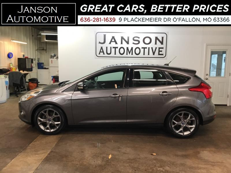 2013 Ford Focus SE LEATHER ALLOYS FORD SYNC/BLUETOOTH 88K MILES MU