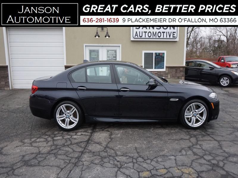 2014 BMW 5-Series 550I XDRIVE M SPORT