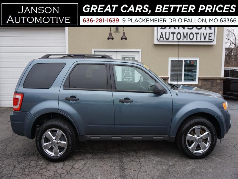 2011 Ford Escape XLT V6 78K MILES! MOONROOF LEATHER CHROMES! MUST S