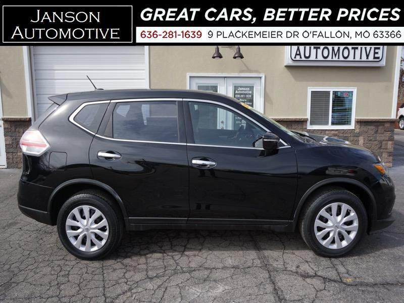 2015 Nissan Rogue S ALL WHEEL DRIVE 34K MILES! SUPER CLEAN! MUST SEE