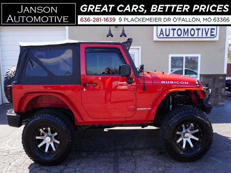 2009 Jeep Wrangler X 4X4 ROUGH COUNTRY LIFT/31.5