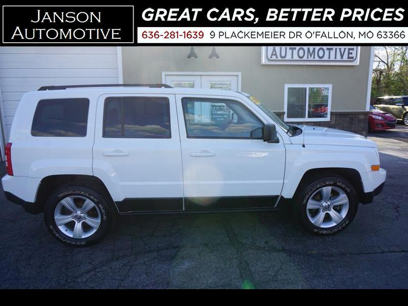 2012 Jeep Patriot SPORT Bluetooth Alloys SUPER CLEAN! DONT MISS THIS