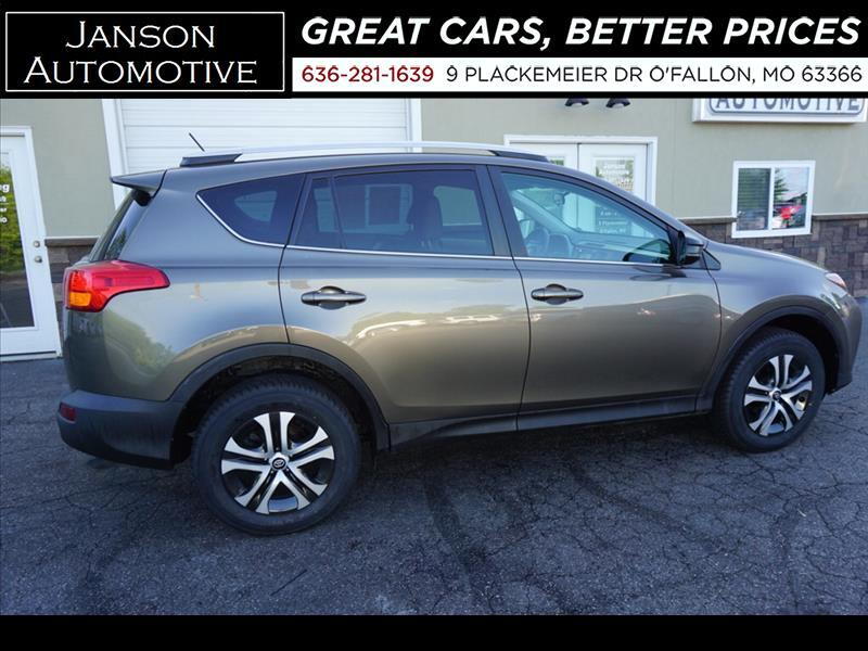 2013 Toyota RAV4 LE Trim!! 30MPG!! Rear Cam., Clean Vehicle History
