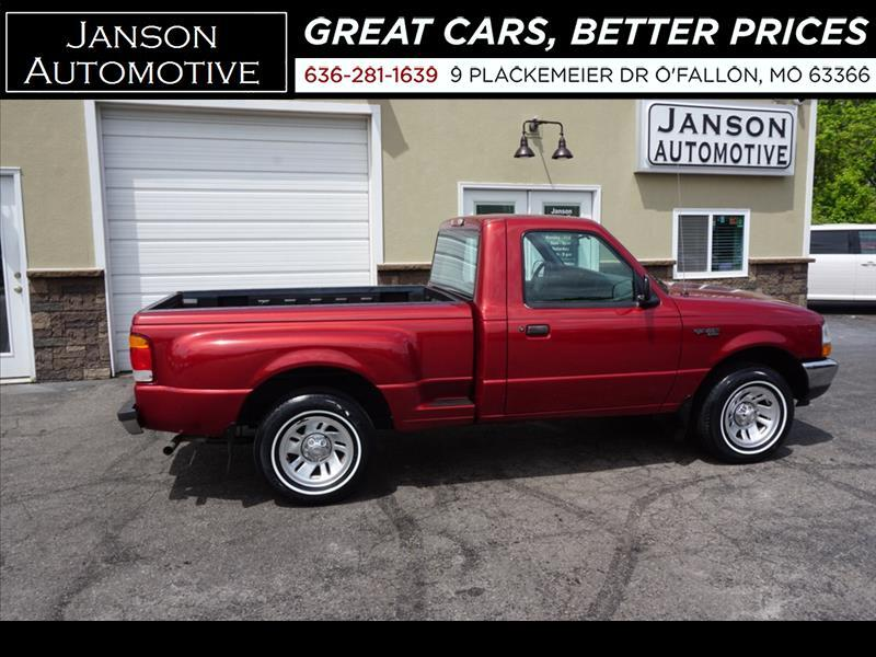 1999 Ford Ranger New Tires!! Clean History Report!! Automatic, A/C,