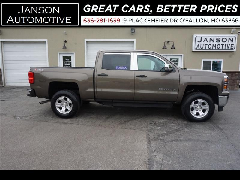 2014 Chevrolet Silverado 1500 One Owner, New Tires, Mobility Wheelchair Truck!!