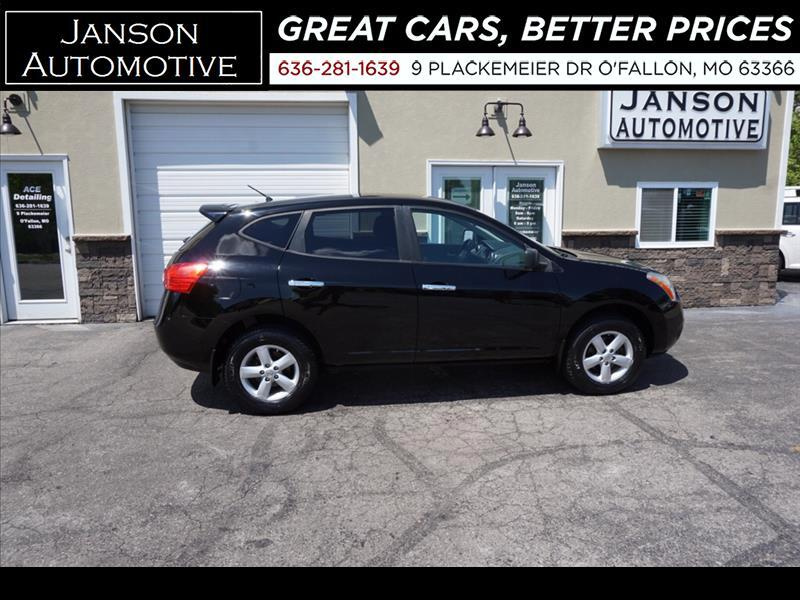 2010 Nissan Rogue 1 Owner, Clean History report!! 26 MPG!! Rear cam,