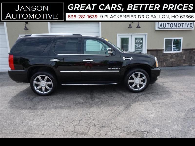 2008 Cadillac Escalade V8 Ultra Luxury Collection Pkg, Navi, Roof, Rear C