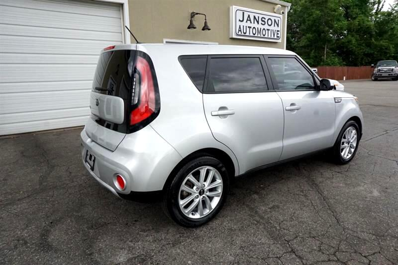 2017 Kia Soul Plus, $ave from New, Factory Warranty, Low Miles,