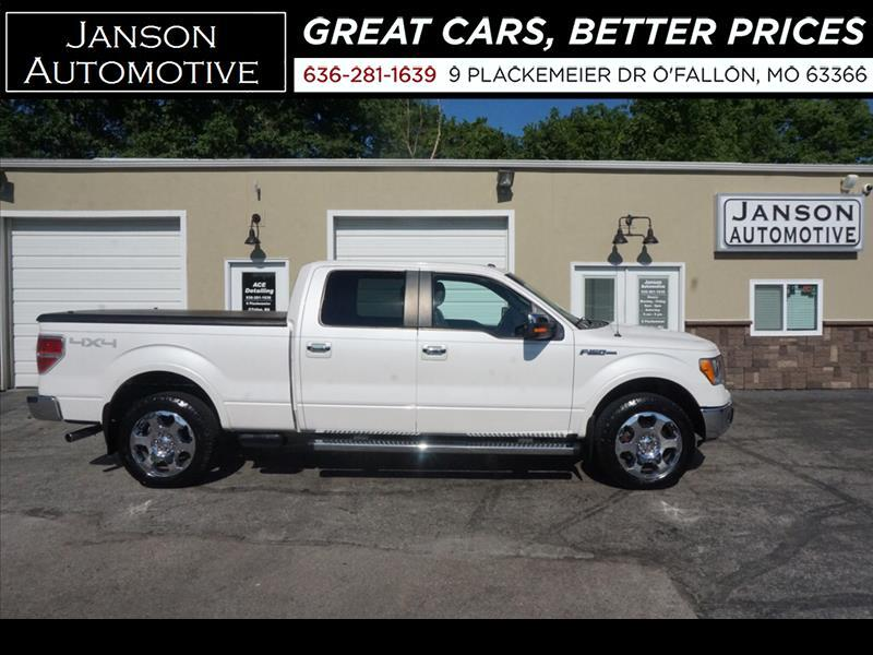 2010 Ford F-150 Supercrew 4WD, 5.4 V8, One Owner, Low Miles, Laria