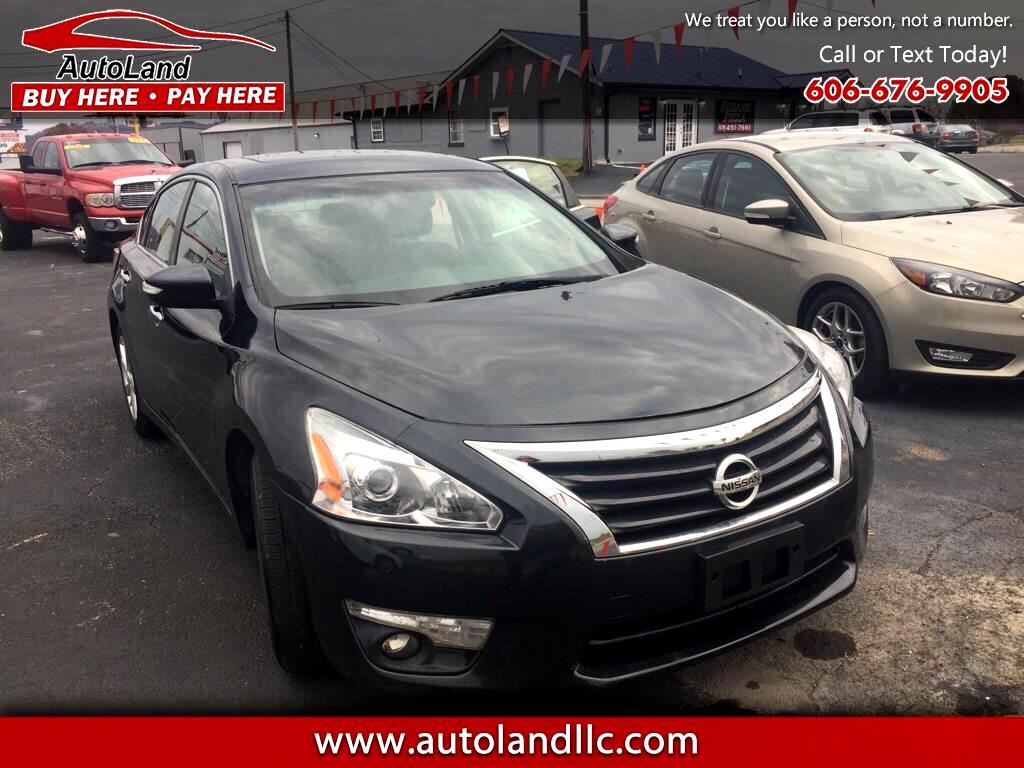 Nissan Altima 4dr Sdn I4 2.5 SV 2014