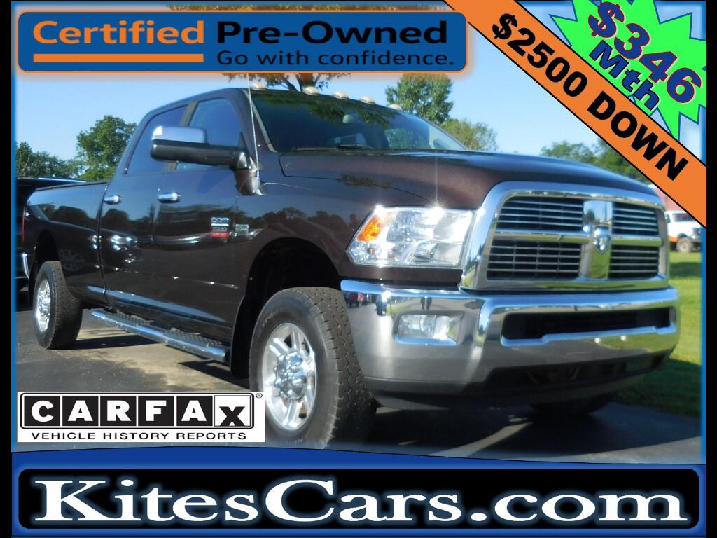"""2011 RAM 2500 4WD Crew Cab 169"""" Laramie"""
