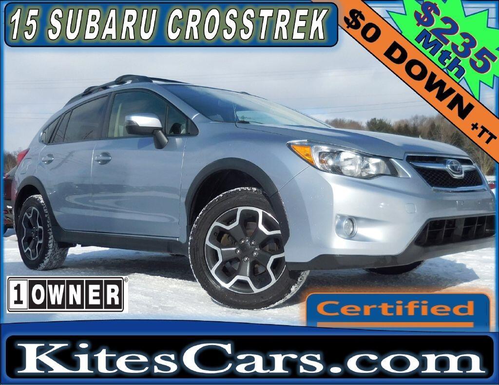 2015 Subaru XV Crosstrek 5dr CVT 2.0i Limited