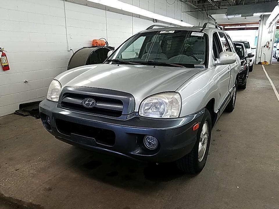 2005 Hyundai Santa Fe 4dr GLS 4WD 3.5L Auto
