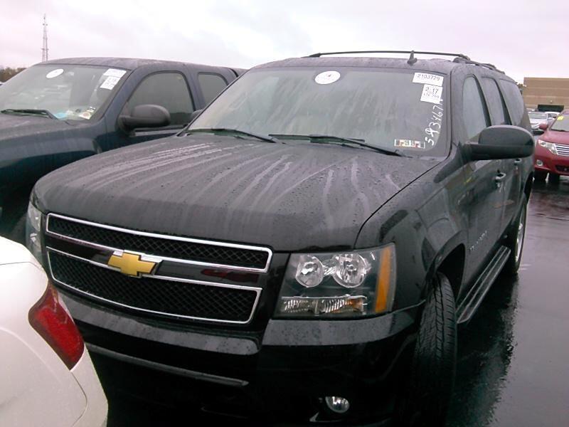 2007 Chevrolet Suburban 4WD 4dr 1500 LT