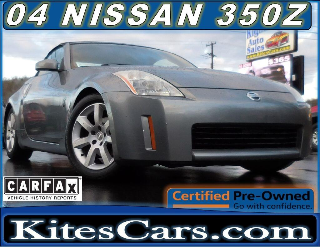 2004 Nissan 350Z 2dr Roadster Enthusiast Auto