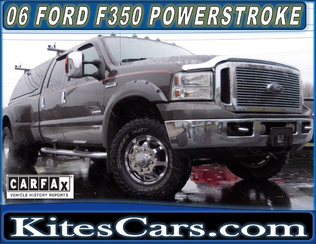2006 Ford Super Duty F-350 DRW Crew Cab 176