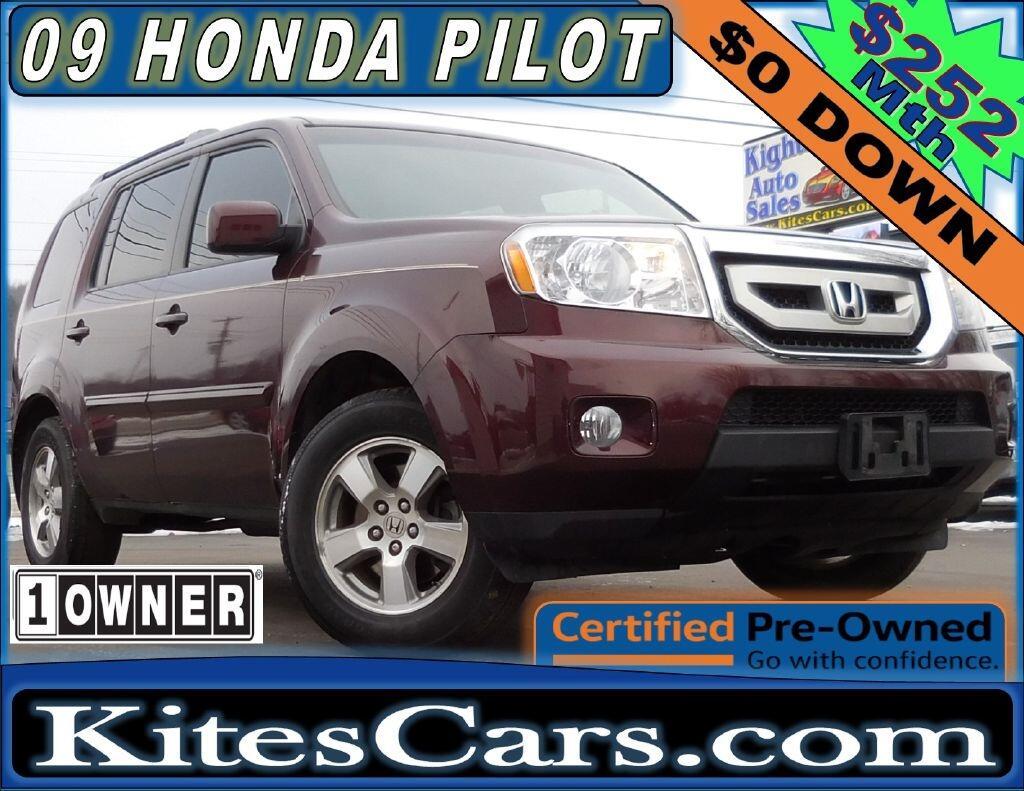 2009 Honda Pilot 4WD 4dr EX