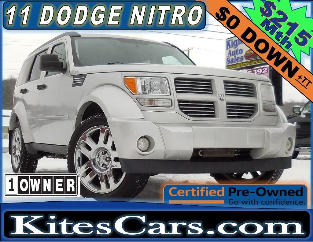 2011 Dodge Nitro 4WD 4dr Heat