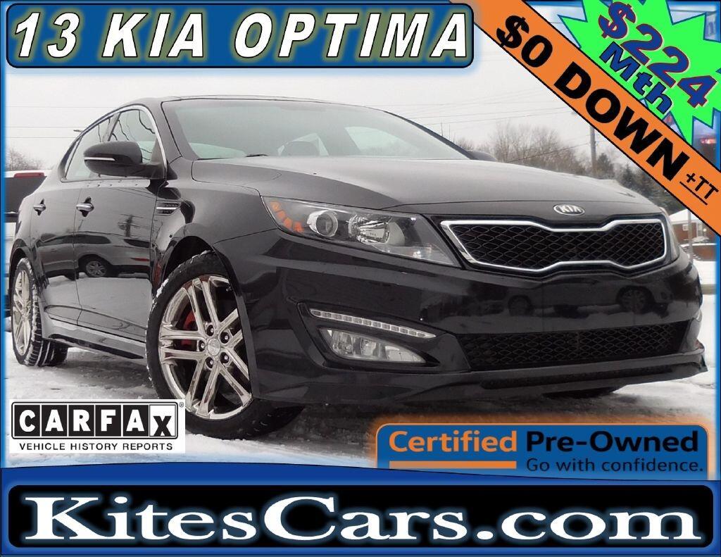 2013 Kia Optima 4dr Sdn SX w/Limited Pkg