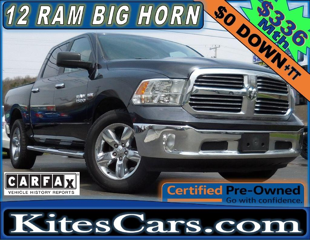 2012 Dodge Ram 1500 SLT BIG HORN