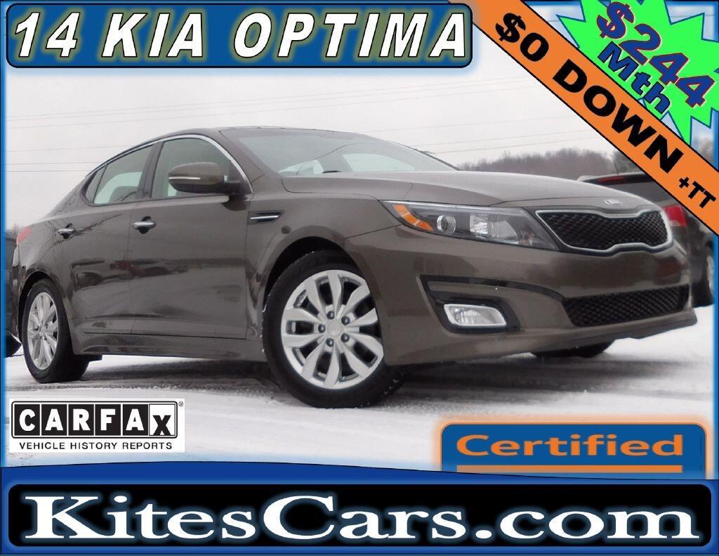 2014 Kia Optima 4dr Sdn EX