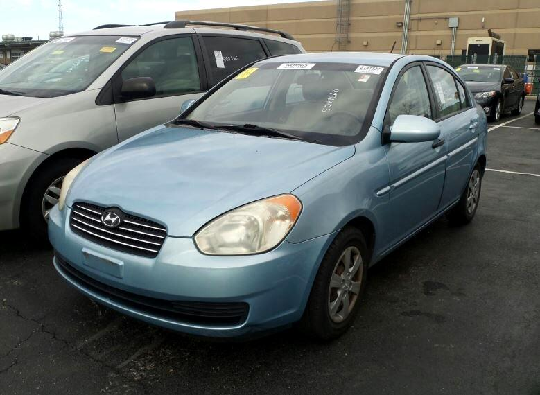 2008 Hyundai Accent 4dr Sdn Man GLS *Ltd Avail*