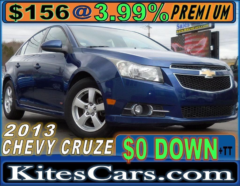 2013 Chevrolet Cruze 4dr Sdn Auto 1LT