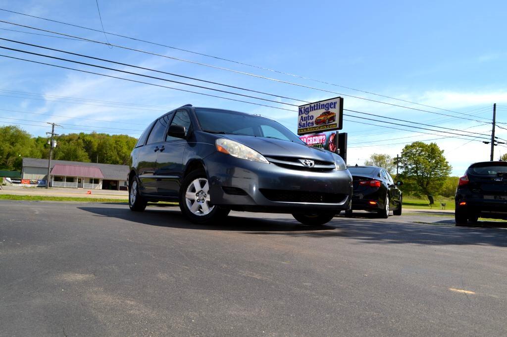 2007 Toyota Sienna 5dr 7-Passenger Van CE FWD (Natl)