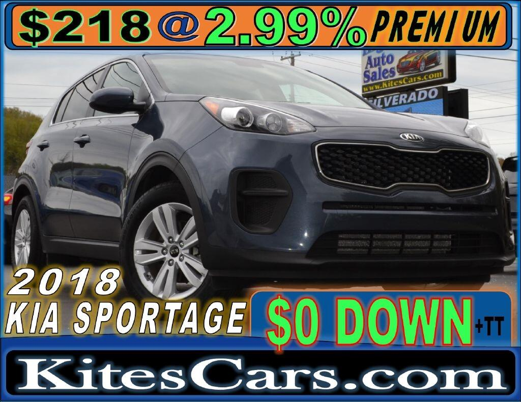 2018 Kia Sportage LX FWD