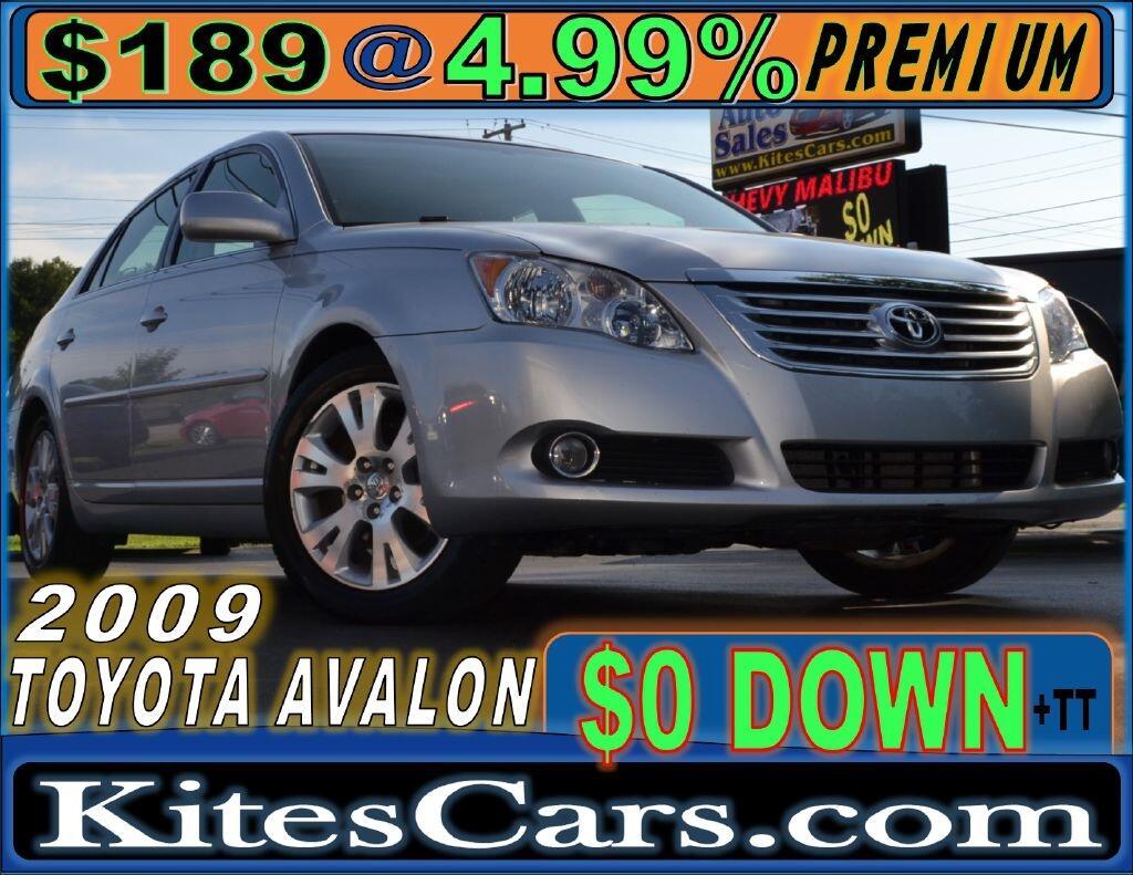 2009 Toyota Avalon 4dr Sdn XL (Natl)