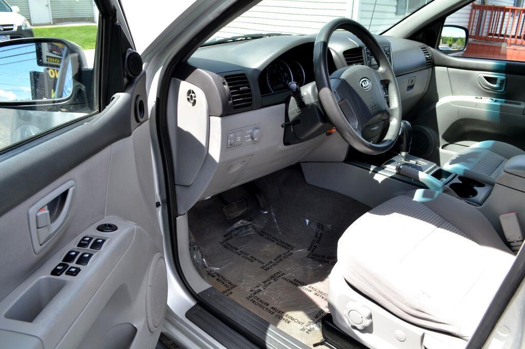 2009 Kia Sorento 4WD 4dr LX