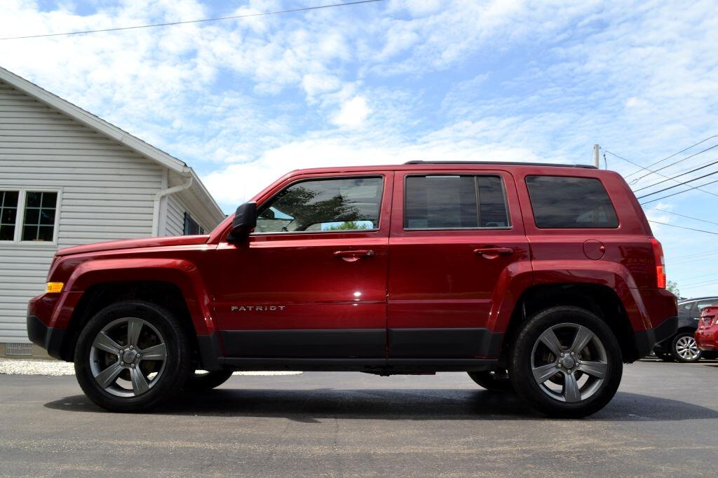 2015 Jeep Patriot 4WD 4dr High Altitude Edition