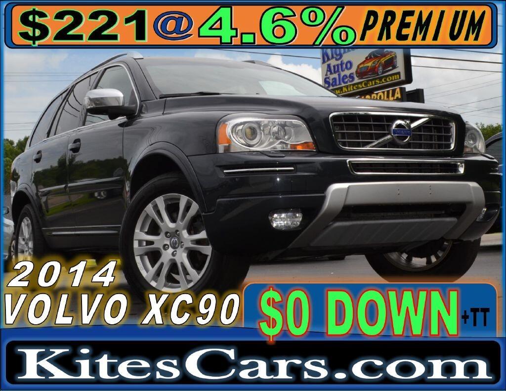 2014 Volvo XC90 AWD 4dr