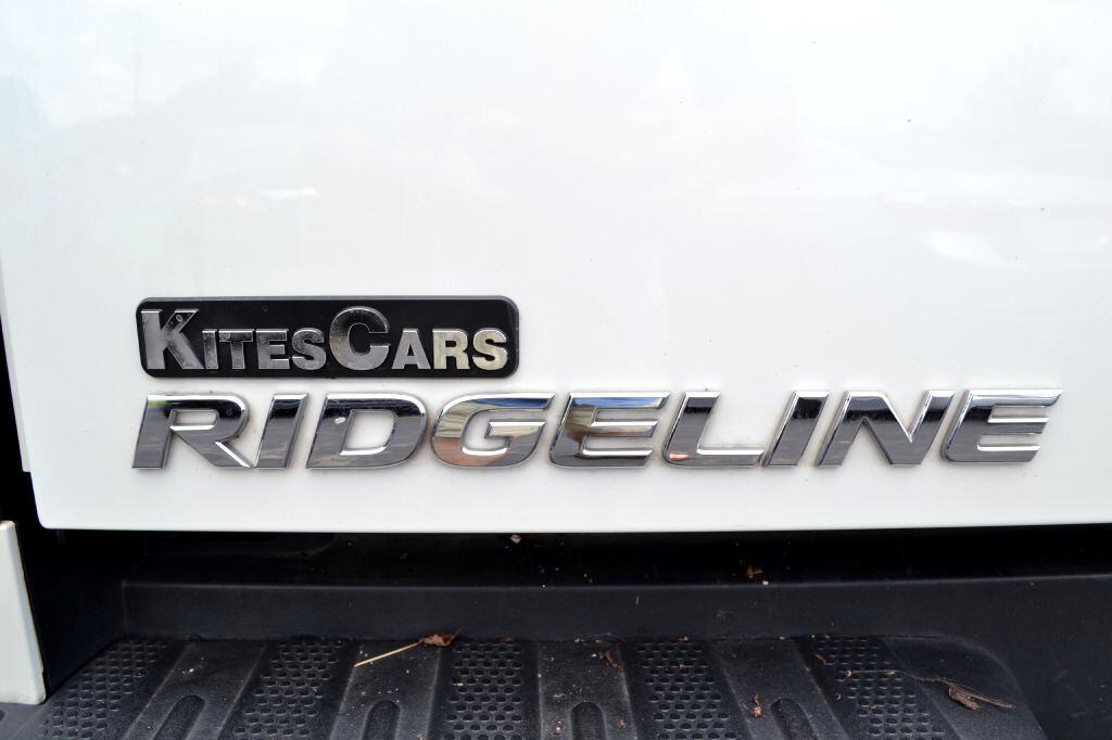 2017 Honda Ridgeline RTL-T 4x4 Crew Cab 5.3' Bed