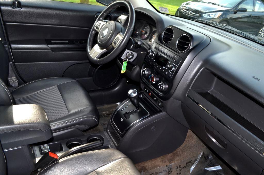 2014 Jeep Patriot 4WD 4dr Latitude