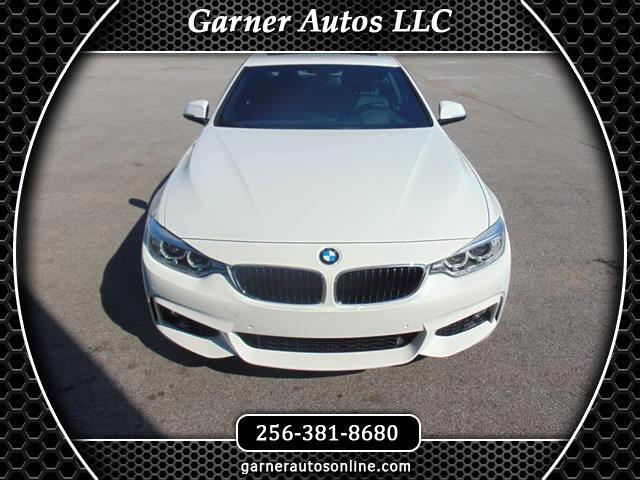2016 BMW 4-Series 435i coupe