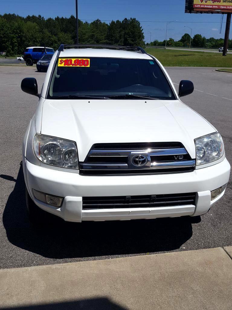 Toyota 4Runner  2005