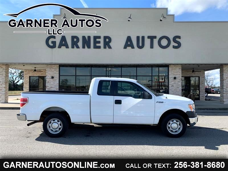 Ford F-150 XL SuperCab 8-ft. Bed 2WD 2013