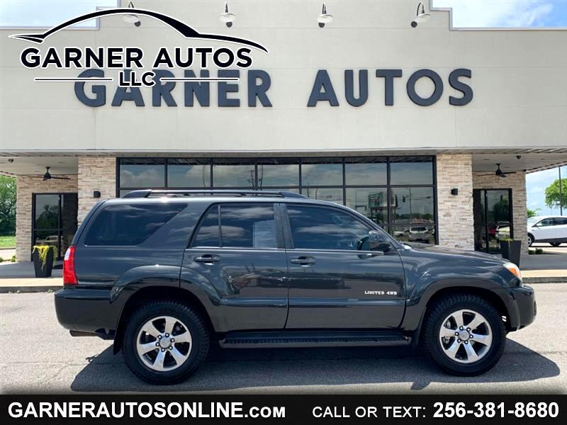Toyota 4Runner Limited 4WD 2007