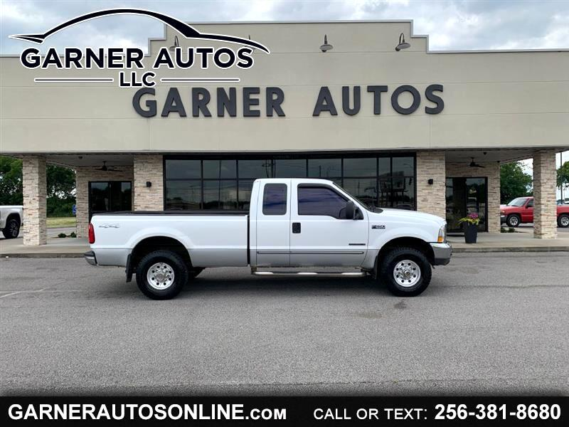 Ford F-250 SD XL SuperCab Long Bed 4WD 2000