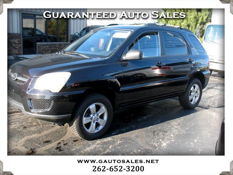 Kia Sportage LX I4 2WD 2009