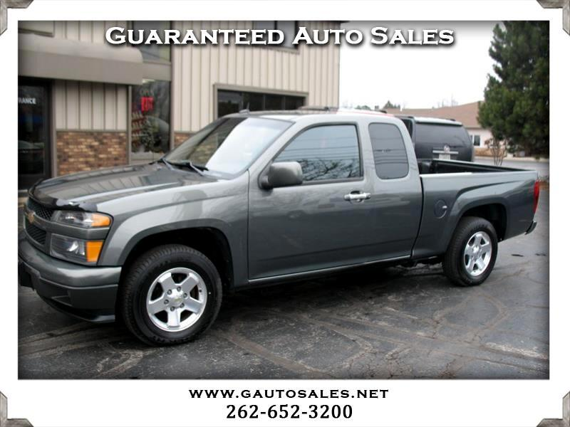 Chevrolet Colorado 1LT Ext. Cab 2WD 2011