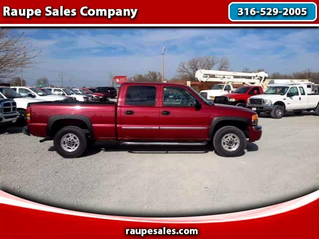 2007 GMC Sierra 1500HD SLE2