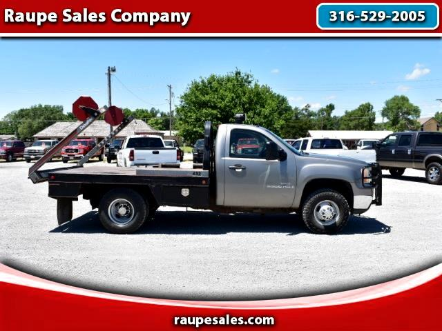 2007 GMC Sierra 3500HD SLE1 Long Box DRW 4WD