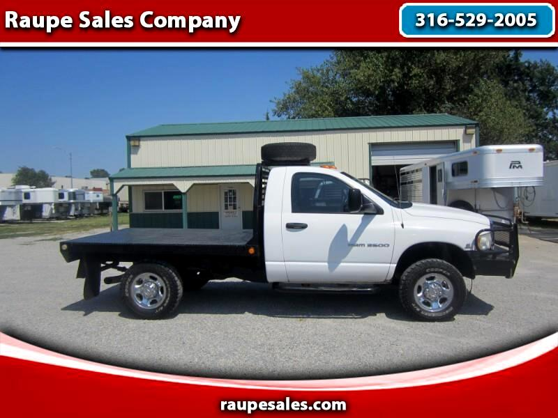 Dodge Ram 3500 Regular Cab 4WD 2005